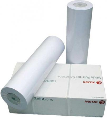 Бумага Xerox 24 A1 610мм х 45м 100г/м2 рулон матовая для струйной печати 450L91409 бумага xerox 24 610мм х 50м 90г м2 калька рулон матовая для струйной печати 450l97054