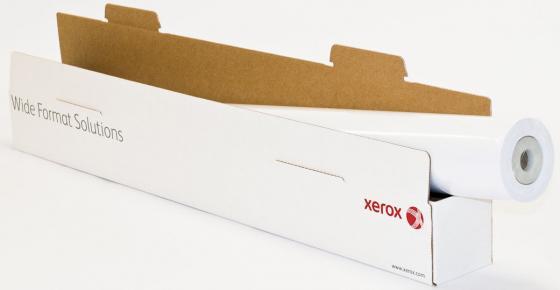 Бумага Xerox 42 A0+ 1067мм х 45м 100г/м2 рулон матовая для струйной печати 450L91411 бумага xerox 36 a0 914мм х 45м 100г м2 рулон матовая для струйной печати 450l91410