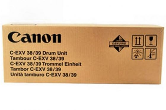 Фотобарабан Canon C-EXV38/39 для iR 4025 4035 4045 4051 черный 176000стр цена
