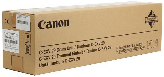 Фотобарабан Canon C-EXV29 для IRC5030 50351 цветной canon c exv29 cyan 2794b002
