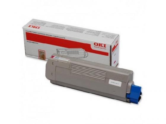 Фото - Тонер-картридж OKI 44315321 для C610 желтый 6000стр тонер картридж oki c610 6k cyan