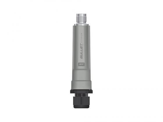 Точка доступа Ubiquiti Bullet M5 HP Titanium 802.11n 150Mbps 5GHz 28dBm разъем N BM5-Ti(EU)