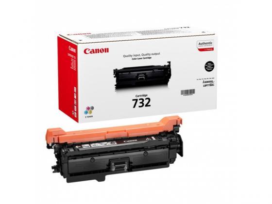 Фото - Картридж Canon 732HBK для LBP7100 7110 черный 2400стр сумка для видеокамеры 100% dslr canon nikon sony pentax slr