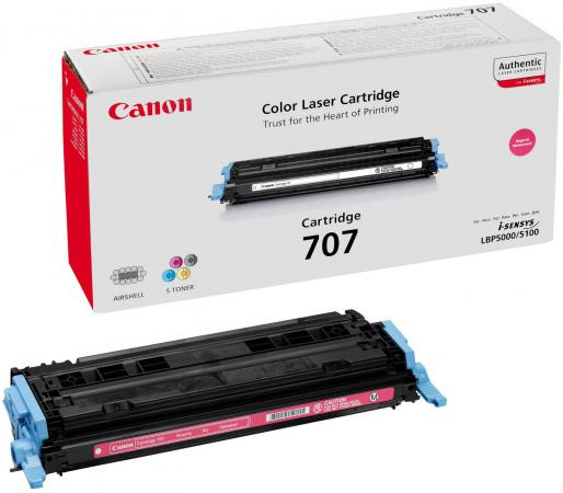 Фото - Картридж Canon 707M для LBP 5000 5100 пурпурый 2000стр эспадрильи на танкетке с верёвочным эффектом для широкой стопы 38 45