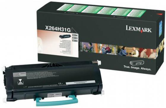 Картридж Lexmark X654X11E для X65x 36000стр картридж lexmark 70c8hke для lexmark cs510 cs410 cs310 черный 4000стр