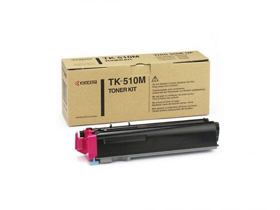 Картридж Kyocera TK-510M для FS C5020N 5025N 5030N пурпурный 8000стр автоаксессуар yu mita 15