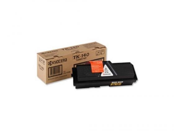 Картридж Kyocera TK-140 для FS 1100 черный 4000стр share 10 set new upper roller kit 302hs25260 2br20200 2h425150 2br20180 for kyocera km2810 2000 1024 1028 1100 1300 1128 1124