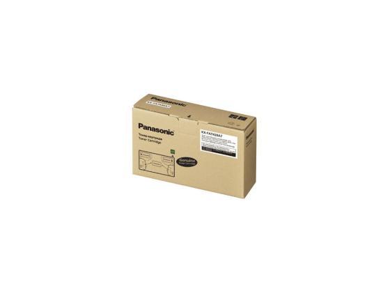 Картридж Panasonic KX-FAT430A7 для KX MB2230 2270 2510 2540 черный 3000стр термопленка cactus cs ttrp57 для факсов panasonic kx fa57a kx fp343 fhp363 fb421 422 423 2шт 213mm х 70м