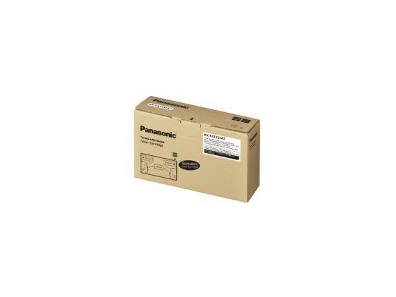 Картридж Panasonic KX-FAT431A7 для KX MB2230 2270 2510 2540черный 6000стр термопленка cactus cs ttrp57 для факсов panasonic kx fa57a kx fp343 fhp363 fb421 422 423 2шт 213mm х 70м