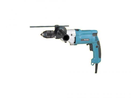 Ударная дрель Makita HP2051 720Вт ударная дрель makita hp2051f 720вт