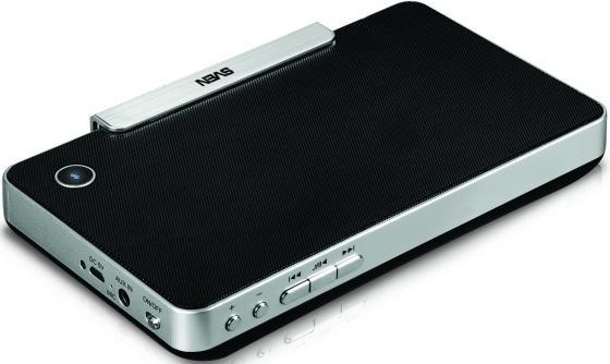 Портативная акустика Sven PS-100BL 2х3Вт Bluetooth черный