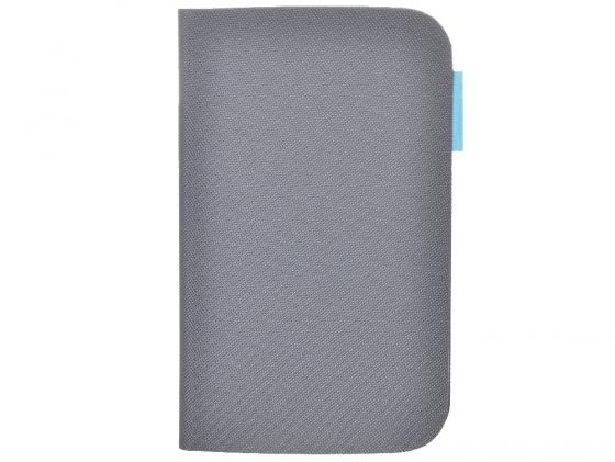 Чехол Logitech Folio S38 для Samsung Galaxy Tab3 8'' Dark Clay серый 939-000746 new 7 inch for lenovo tab 3 essential 710f tab3 tb3 710f tab3 710f touch screen digitizer lcd display sensor replacement