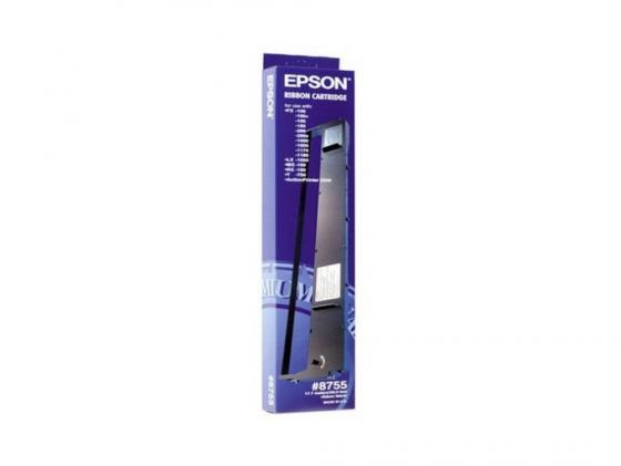 Картридж Epson C13S015022BA для Epson LQ 1000 1050 1010 LQ 1070 1170 черный