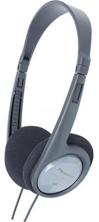 все цены на Наушники Panasonic RP-HT010GU-H серый онлайн