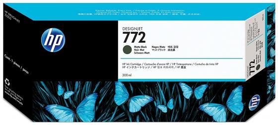 Картридж HP CN635A №772 для DJ Z5200 черный матовый