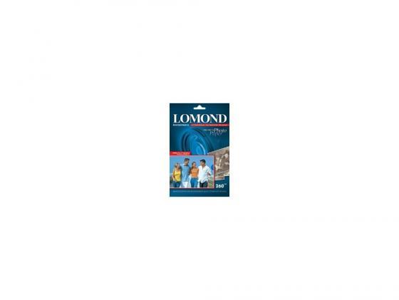 все цены на Фотобумага Lomond А5 210х148мм 260г/кв.м высокоглянцевая для струйной печати 20л 1103104 онлайн