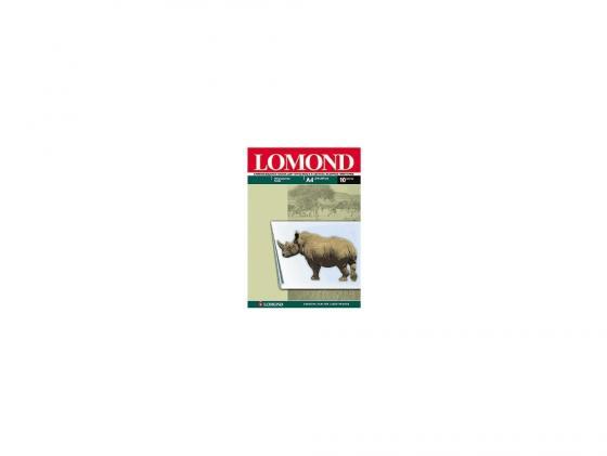 Пленка Lomond 0703415 A4 50л для лазерной печати пленка для принтера lomond 1205012