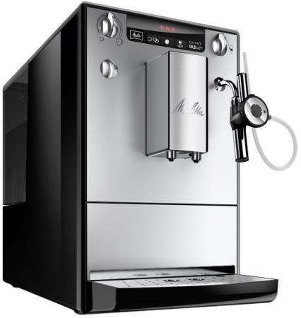 Кофемашина Melitta Caffeo Solo&Perfect milk Е 957-103 1400 Вт серебристый кофемашина melitta caffeo varianza csp f 570 102 черный