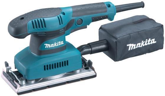 Виброшлифовальная машина Makita BO3711 190Вт виброшлифовальная машина makita bo3710
