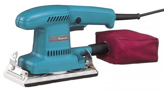 Виброшлифовальная машина Makita BO3700 180Вт виброшлифовальная машина makita bo3711