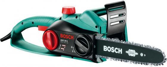 Цепная пила Bosch AKE 30 S 600834400 пила цепная аккумуляторная bosch ake 30 li