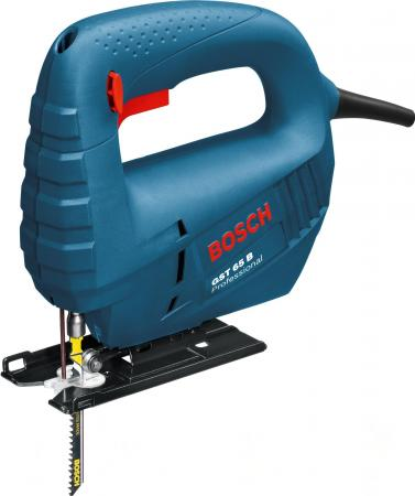 Лобзик Bosch GST 65 B 400Вт пила bosch gks 65 g professional