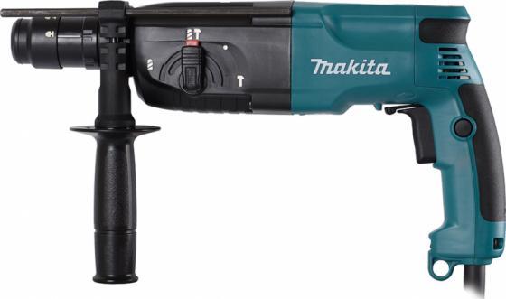 Перфоратор Makita HR2450FT SDS Plus 780Вт + кейс  makita hr2400 перфоратор sds plus