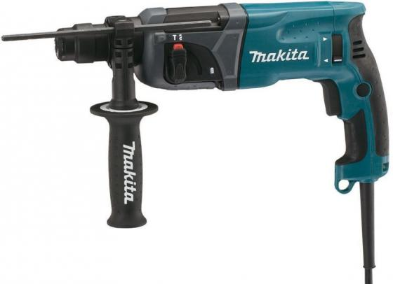 Перфоратор Makita HR2460 SDS Plus 780Вт + кейс