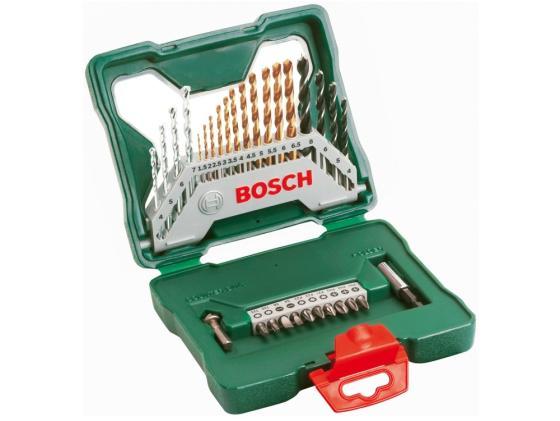 Набор бит и сверел Bosch X-Line-30 2607019324