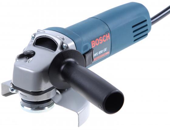 Угловая шлифмашина Bosch GWS 850 CE угловая шлифмашина bosch gws gws 850 ce 0601378792