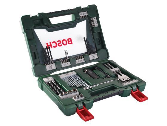 Набор сверел Bosch V-line 68шт 2607017191-879 bosch v line 91 2607017195