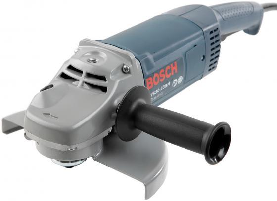 Угловая шлифмашина Bosch GWS 20-230H угловая шлифовальная машина bosch gws 26 230h 0601856100