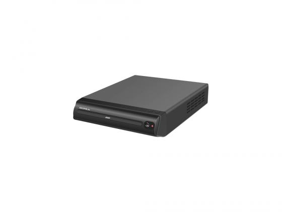Проигрыватель DVD Supra DVS-202X черный проигрыватель dvd supra dvs 203x черный