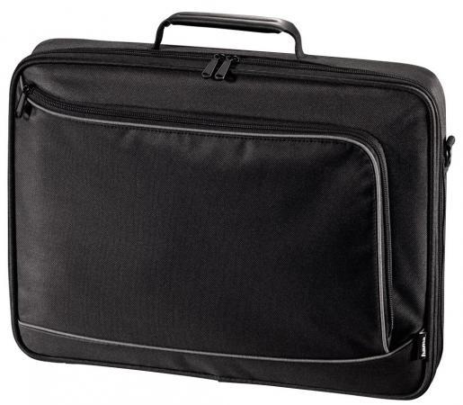 """Сумка для ноутбука 17.3"""" HAMA Sportsline Bordeaux политекс серый черный 1094 101755 цена и фото"""