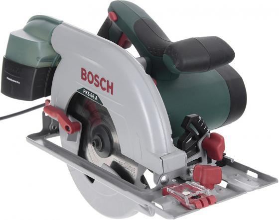 Дисковая пила Bosch PKS 66 A пила циркулярная bosch pks 40 2015