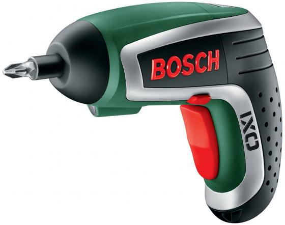 Аккумуляторный шуруповерт Bosch IXO