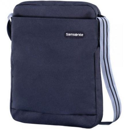 Сумка для ноутбука 11.1 Samsonite V76*007*01 нейлон синий женская сумка samsonite 34n 007 бежевый
