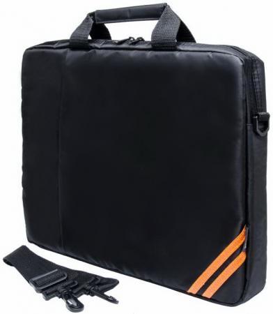 """Cумка для ноутбука 15.6"""" PC Pet PCP-1004BK нейлон черный цена и фото"""