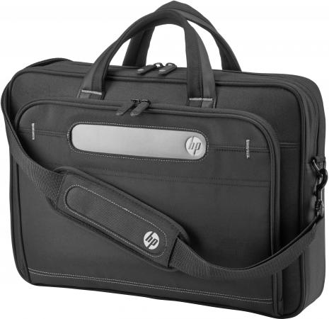 """Сумка для ноутбука 15.6"""" HP Business Top Load Case синтетика черный H5M92AA цены онлайн"""
