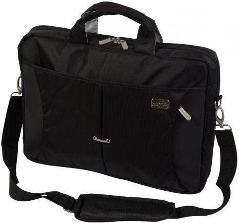 Сумка для ноутбука 15.6 PCPet PCP-SL9015N нейлон черный цена