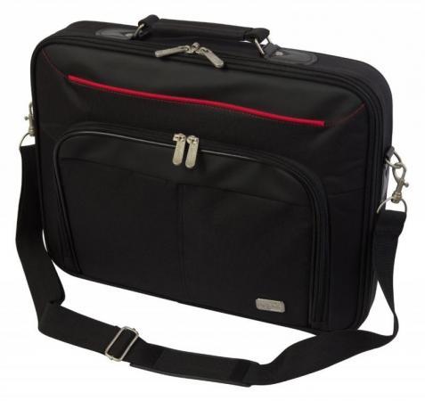 Cумка для ноутбука 15.6 PC Pet PCP-A3015BK нейлон черный сумка для ноутбука pc pet pcp a9015bk