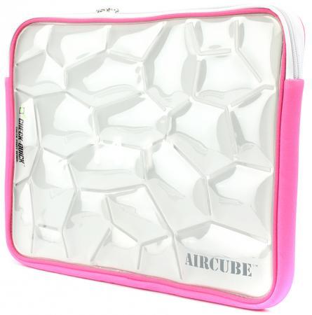 Чехол для ноутбука 14 Sumdex NUN-704PK неопрен белый розовый