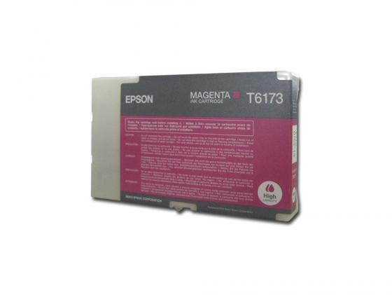 Картридж Epson C13T617300 для B-300/B-500DN/B-510DN пурпурный 7000стр набор ковриков для ванной iddis beige landscape цвет бежевый 60 х 90 см 50 х 50 см 2 шт