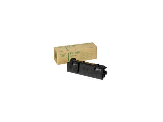 Картридж Kyocera TK-400 для FS-6020N черный 10000стр картридж kyocera tk 560m magenta для fs c5300dn c5350dn 10000стр