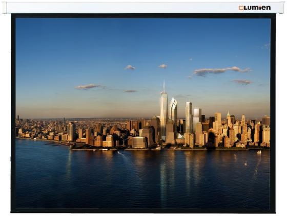 лучшая цена Экран настенный Lumien Master Picture 153х153 см Matte White FiberGlass LMP-100102