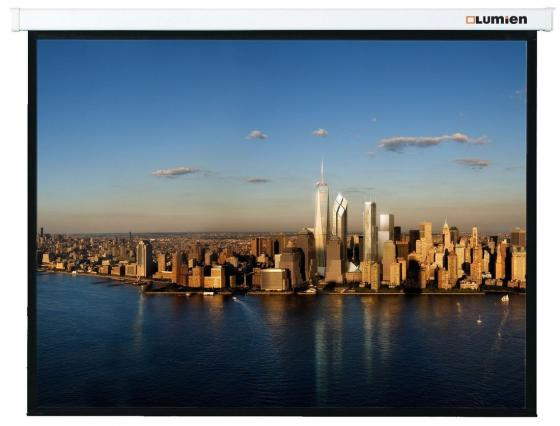 Фото - Экран настенный Lumien LMP-100131 115 x 180 см домик когтеточка меридиан угловой д 436 б трехэтажный барс 42 x 42 x 115 см