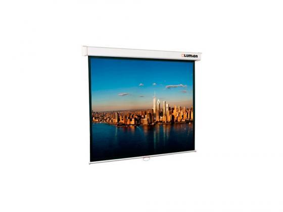 Экран настенный Lumien Master Picture 206х274 см Matte White FiberGlass LMP-100111 [lmc 100110] экран с электроприводом lumien master control 229x305 см 146 matte white fiberglass черн кайма по периметру