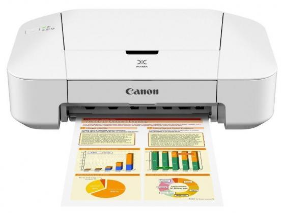 Принтер Canon PIXMA IP2840 цветной A4 8/4ppm 4800x600dpi USB 8745B007 canon pixma ip2840 принтер