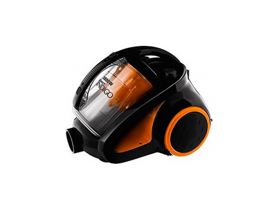 все цены на Пылесос Scarlett IS-580 без мешка сухая уборка 1800Вт черно-оранжевый онлайн