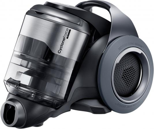 Пылесос Samsung SC07F80UC сухая уборка серебристый